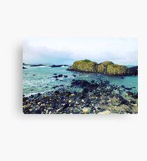 Ballintoy, Co Antrim, Northern Ireland Canvas Print