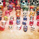 Sugar Skulls by jenndalyn