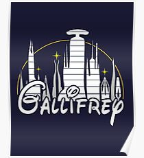 Gallifrey [Dr. Who] Poster