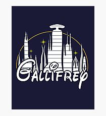 Gallifrey [Dr. Who] Photographic Print