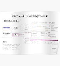 WAV101 an audio file walkthrough (Fun ver) Poster