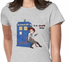 H. G. Who Womens Fitted T-Shirt