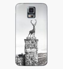 The Skyfall Stag Case/Skin for Samsung Galaxy