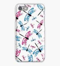 Dragonfly Pattern iPhone Case/Skin