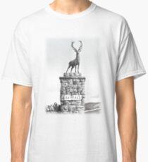 Camiseta clásica El ciervo Skyfall