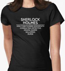 Sherlock Holmes /on dark colours/ T-Shirt
