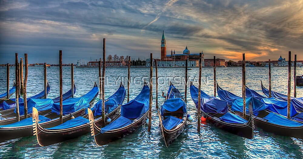 GONDOLAS by FLYINGSCOTSMAN