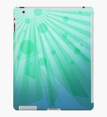 Bright Green iPad Design iPad Case/Skin