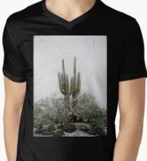 Arizona Snowstorm Men's V-Neck T-Shirt