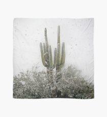 Arizona Snowstorm Scarf