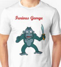 Furious George Unisex T-Shirt
