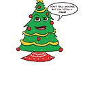 Fake Christmas Tree by jambammer