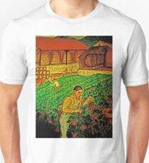 California Wine Growers Unisex T-Shirt