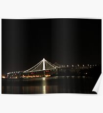 Bay Bridge Eastern Span Poster