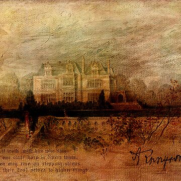 Tennyson's Manor by tillymagoo