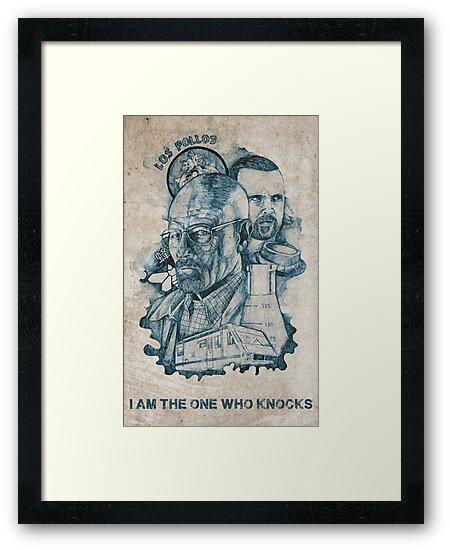 I AM THE ONE WHO KNOCKS by Chantel Smith