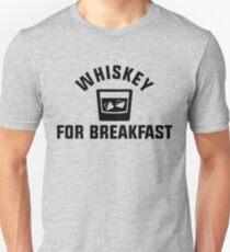 Whiskey For Breakfast T-Shirt