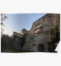 Burg Sponeck, Kaiserstuhl, Germany Poster