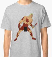 Move Like an Animal to Feel the Kill Classic T-Shirt