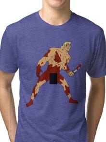 Move Like an Animal to Feel the Kill Tri-blend T-Shirt