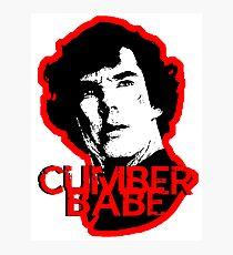 Cumberbabe Photographic Print
