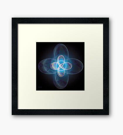 Healing Light Framed Print