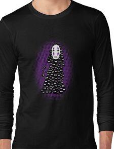 Kaonashi's Secret (Cool Edition) Long Sleeve T-Shirt