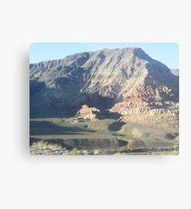 magestic mountain Metal Print
