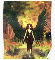 Myst Angel Poster