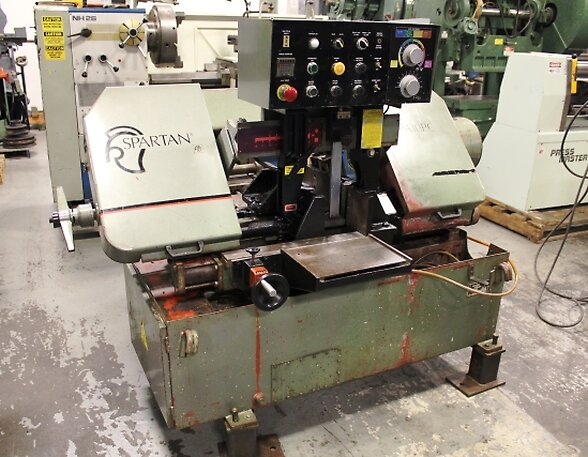 Himes machinery - Horizontal Saw Machine by Himes Machinery