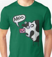 Cow top Unisex T-Shirt