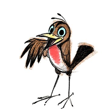 Bird No1 by philipvallentin