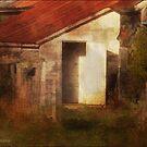 The Door Freiburg ,Maine by Dave  Higgins