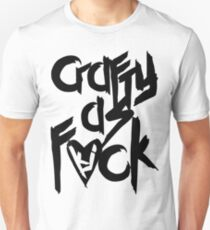 Crafty As Fuck Tee T-Shirt