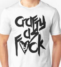 Crafty As Fuck Tee Unisex T-Shirt