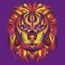 Lion by candelakis