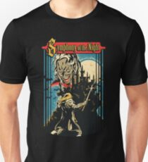 Symphony of the Night Unisex T-Shirt