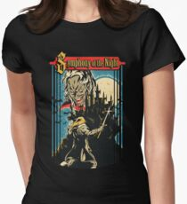 Symphony of the Night Women's Fitted T-Shirt