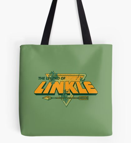 LEGEND OF LINKLE Tote Bag