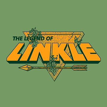 LEGEND OF LINKLE by DREWWISE