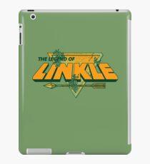 LEGEND OF LINKLE iPad Case/Skin