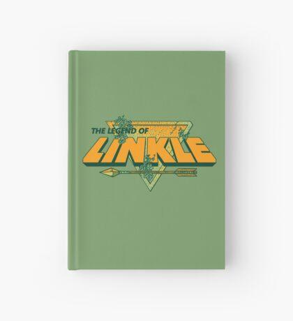 LEGEND OF LINKLE Hardcover Journal