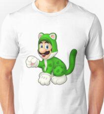 Cat Luigi T-Shirt