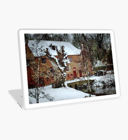 The White Mill Laptop Skin