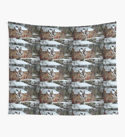 The White Mill Wall Tapestry