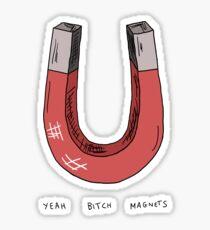 Magnets Sticker