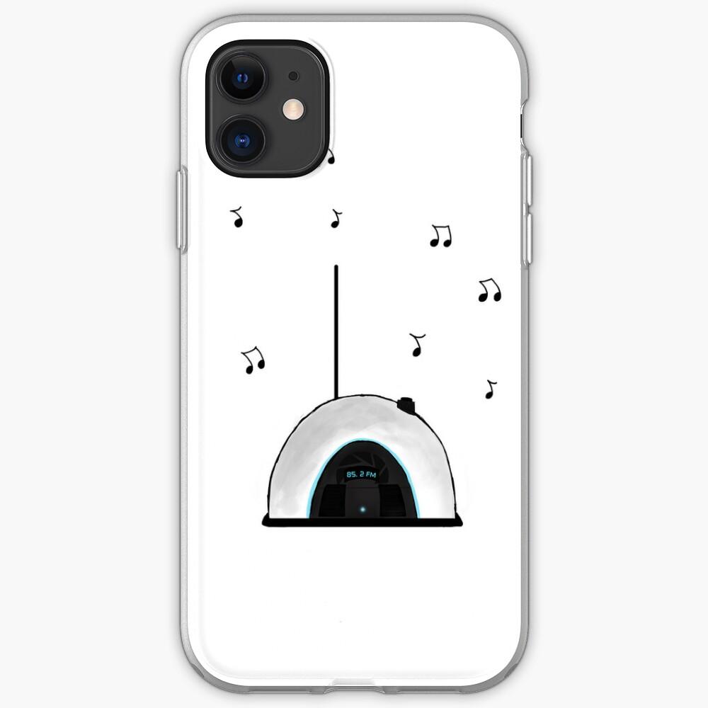 Portal Radio iPhone Soft Case