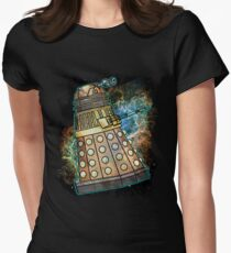 Exterminate! Women's Fitted T-Shirt