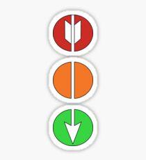 Signals Sticker