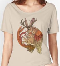 wolpertinger Women's Relaxed Fit T-Shirt